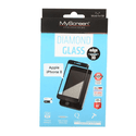 Защитное стекло MyScreen 3D DIAMOND Glass EA Kit White для iPhone 87