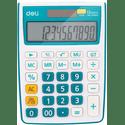 Калькулятор Deli E1238BLUE синий 12-разр