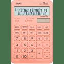 Калькулятор Deli Touch EM01541 красный 12-разр