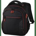 Рюкзак для фототехники Hama Miami 150 черныйкрасный