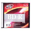 Диск VS BD-R 25ГБ 6x VSBDR4SL02 Slim Case 1 шт