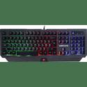 Клавиатура Defender Underlord GK-340L 45340 Black USB