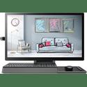 Моноблок Lenovo Yoga A940-27ICB F0E5004ERK