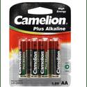 Элемент питания Camelion Plus Alkaline LR6 4шт