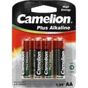 Элемент питания Camelion Plus Alkaline LR03 4шт