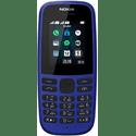 Сотовый телефон Nokia 105 DS Blue