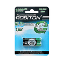 Аккумулятор Robiton LR03 AAA 1000 mWh 550 mAh Ni-Zn 16V уп 2 шт