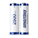 Аккумулятор SmartBuy AA 2500 mAh уп 2 шт