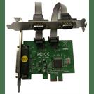 Контроллер MS9901 LPT COM