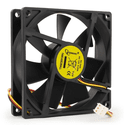 Вентилятор для корпуса Gembird FANCASE2BALL