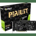 Видеокарта Palit 6144МБ GeForce GTX 1660 Dual NE51660018J9-1161C