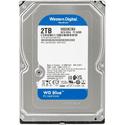 Накопитель HDD Western Digital 2000ГБ Blue WD20EZBX