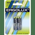 Элемент питания ERGOLUX LR03 Alkaline 2 шт