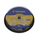 Диск Verbatim DVDRW 47ГБ 4x 43488