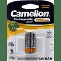 Аккумулятор Camelion 1100 mAh NiMH R03 AAA 1 шт