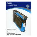 Картридж Epson T543-200 Cyan карт Stylus Pro 400076009600