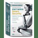Программное обеспечение ESET NOD32 Smart Security Platinum Edition - лицензия на 2 года