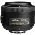 Объектив Nikon AF-S DX 35мм f18 G