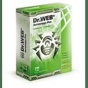 Программное обеспечение Dr Web Антивирус для Windows картонная упаковка на 12 месяцев  на 2 ПК