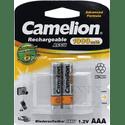 Аккумулятор Camelion 1000 mAh NiMH R03 AAA 1 шт